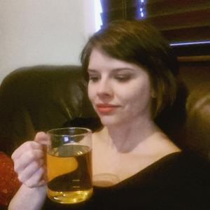 I take the time to mindfully meditate with my tea.